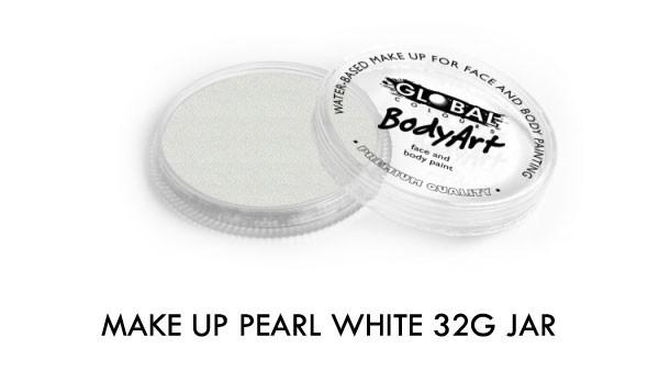 Global Colours Pearl White