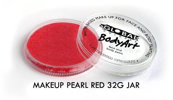 Global Colours Pearl Red