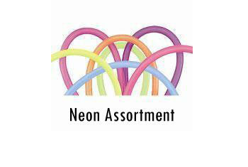 Qualatex 260Q Neon Assortment 100