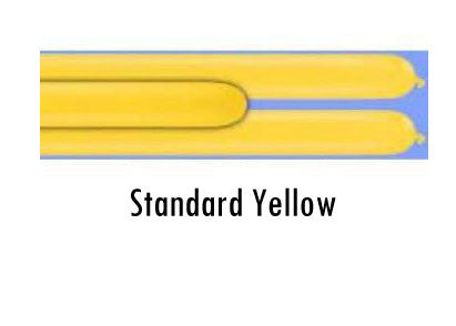 Qualatex 260Q Standard Yellow 100