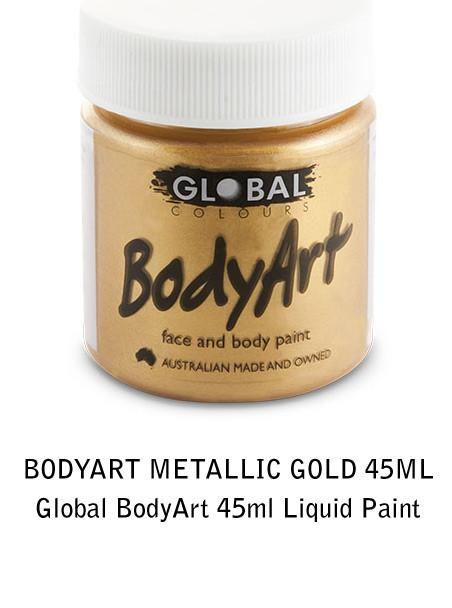 METALLIC GOLD 45ML