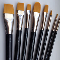 Global Professional Face Painting Brushes