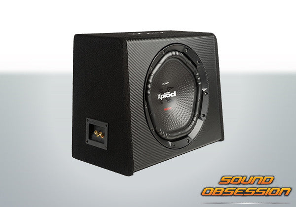 "Sony BOXNW1200 12"" Enclosed Subwoofer"