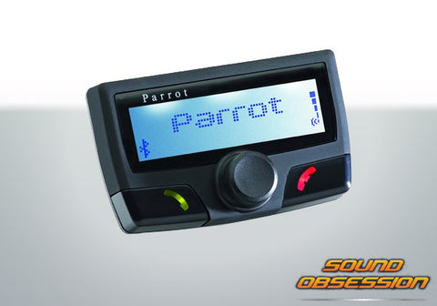 Parrot CK3100LCD Bluetooth Hands-Free Car Kit