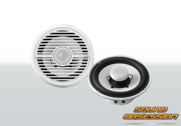 "Clarion CMG1622R 6-1/2"" Coaxial 2-Way Marine Speaker"
