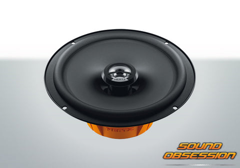"Hertz DCX165.3 Dieci 6.5"" Coaxial Speakers"