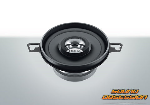 "Hertz DCX87.3 Dieci 3.5"" Coaxial Speakers"