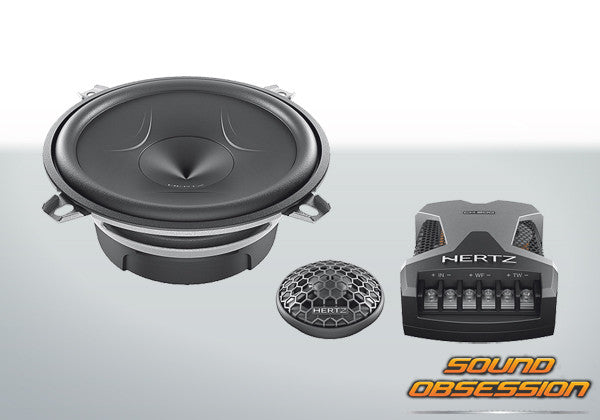 "Hertz ESK130.5 Energy 5.25"" 2-Way Component Splits"