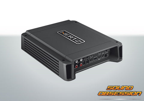 Hertz HCP4D D-Class 4 Channel Amplifier