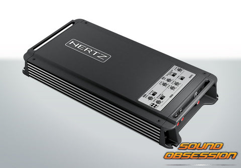 Hertz HDP5 D-Class 5 Channel Amplifier