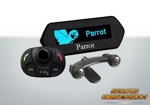 Parrot MKi9100 Bluetooth Hands-Free Car Kit
