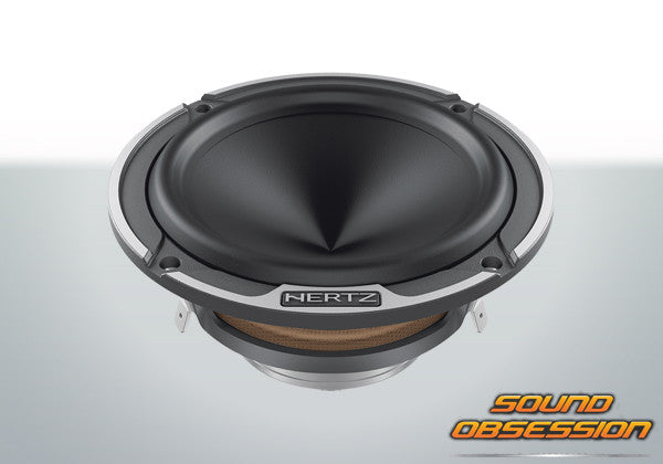 Hertz ML700.3 Mille Legend Midrange Speakers