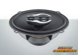Hertz MPX690.3 Mille Pro 3-Way Coaxial Speakers