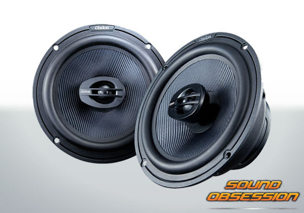 "Clarion SRD1700R 6.5"" 2-Way Coaxial Speaker"