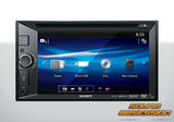 Sony XAV65 2-DIN Audio Visual iPhone/DVD Player