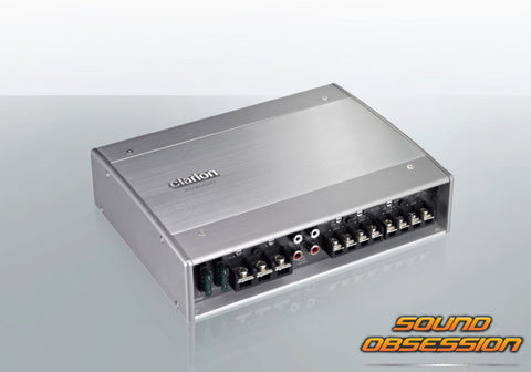 Clarion XC6420 4/3/2 Channel Class D Amplifier