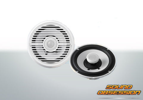 "Clarion CMG1722R 7"" Coaxial 2-Way Marine Speaker"