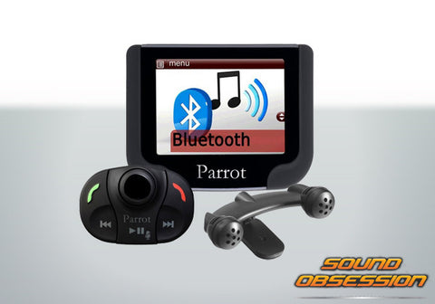 Parrot MKi9200 Bluetooth Hands-Free Car Kit