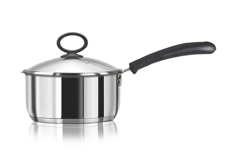 Stahl - Sauce Pan - Crescent Series (Sandwich Bottom)
