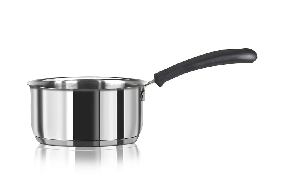 Stahl - Sauce Pan - without Lid - Crescent Series (Sandwich Bottom)