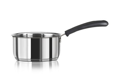 Sauce Pan - without Lid - Crescent Series (Sandwich Bottom)