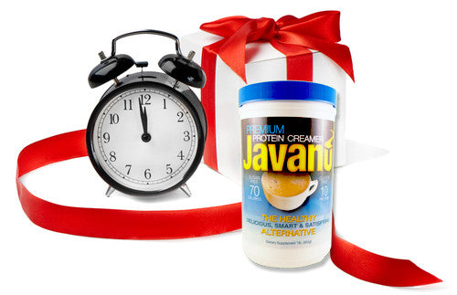 Give The Gift Of Time (and nutrition)
