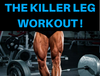 Grow Your Legs Fast With This Killer Leg Workout!