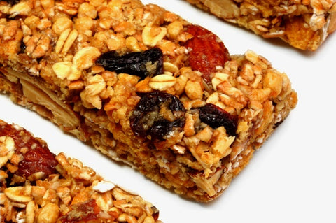 Natural Pre-Workout - Natural Protein Bar