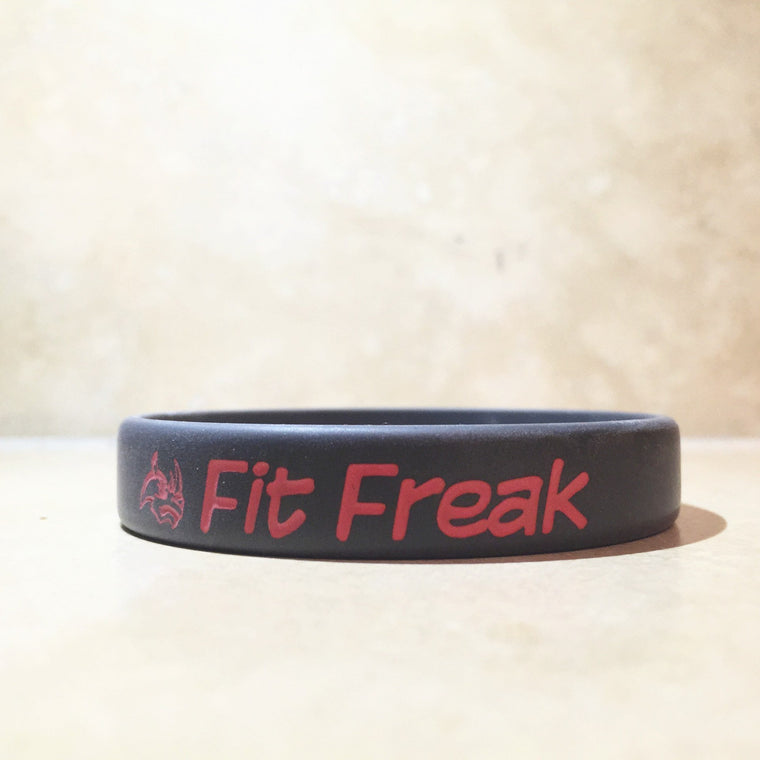 Fit Freak Signature Wristband - Fit Freak Gym Wear Fitness Apparel