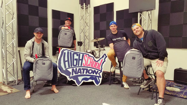 Gruv Gear Donates Over $53K Of Products To High School Nation