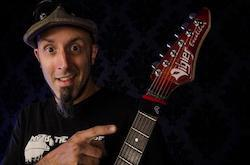 Gruv Gear Welcomes Guitarist Chris Buono As Artist Endorser