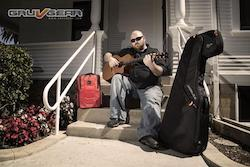 Gruv Gear Welcomes New Artist Endorser, Guitarist Donovan Raitt