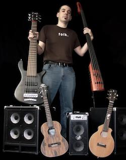 Gruv Gear Welcomes Bassist Jonathan Moody As Artist Endorser