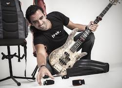 Gruv Gear Welcomes Bassist Michel Labex Labaki from Lebanon As Artist Endorser