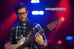 Gruv Gear Welcomes Bassist Mark Peric As Artist Endorser