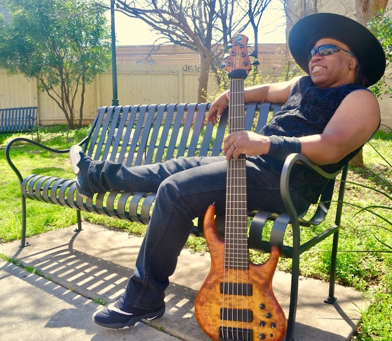 Long-Time Gruv Gear Artist Russell K. Shores CD Review