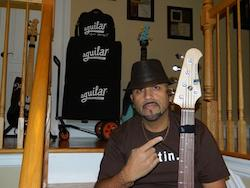 Gruv Gear Welcomes New Artist Endorser, Bassist Rich Rodriguez