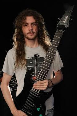 Gruv Gear Welcomes Guitarist Sam Bell from Chichester, UK As Artist Endorser