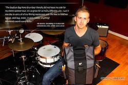 Gruv Gear Welcomes Drummer & Instructor Tim Boone from California As Artist Endorser