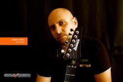 Gruv Gear Welcomes Guitarist Marco Sfogli As Artist Endorser