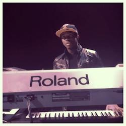 Gruv Gear Welcomes Keyboardist Delvyn Brumfield As Artist Endorser