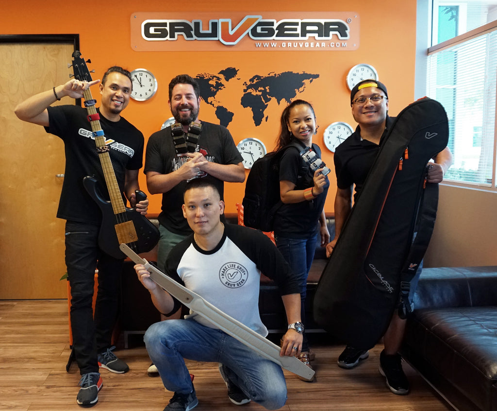 Gruv Gear Donates Big To Sweet Relief