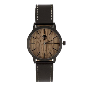 Viable Harvest Wooden Watch