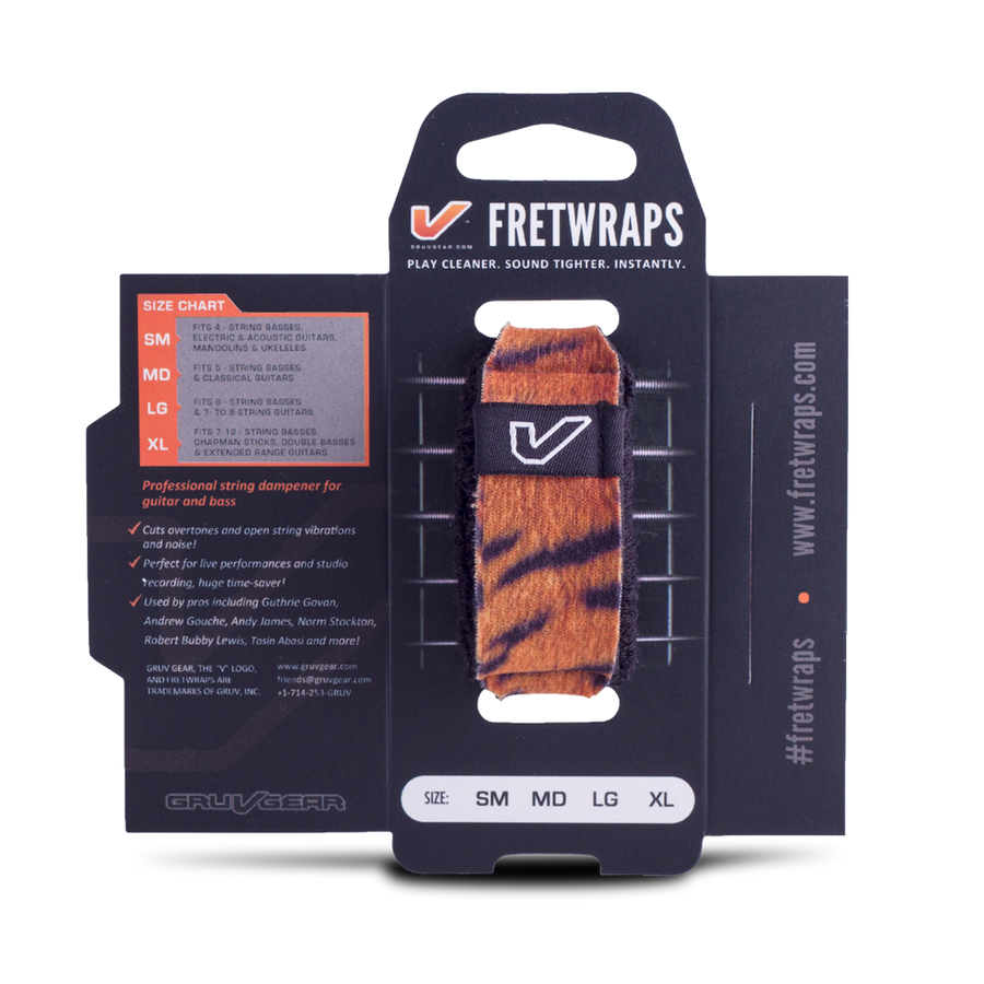 FretWraps String Muters (1-Pack)
