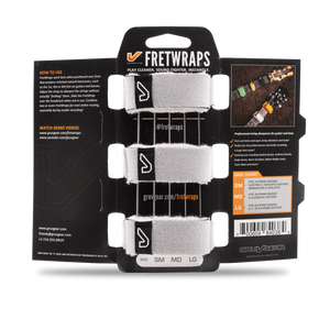 FretWraps String Muters (3-Pack)