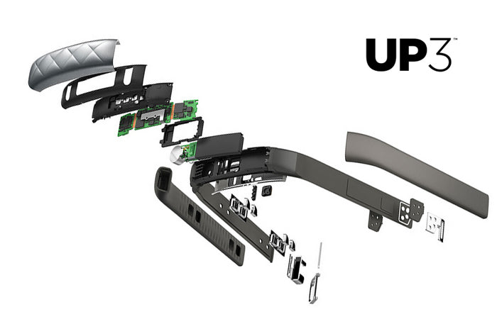 Jawbone UP3 Internal