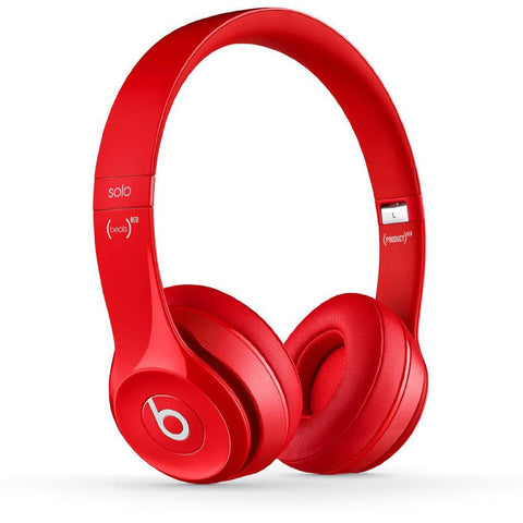 Beats Solo 2 - Red