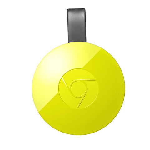Google Chromecast 2 - Yellow