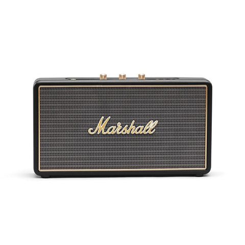 Marshall Stockwell Portable Bluetooth Speaker - Black