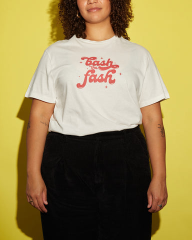 the anti-fascist tee